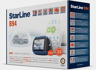 Starline B94 2CAN GSM GPS
